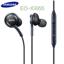 Samsung Galaxy s8 plus Original EO-IG955 Fone De Ouvido Audifonos Airpods Earpods Earbuds Noise Cancelling s8plus earphone bulbs