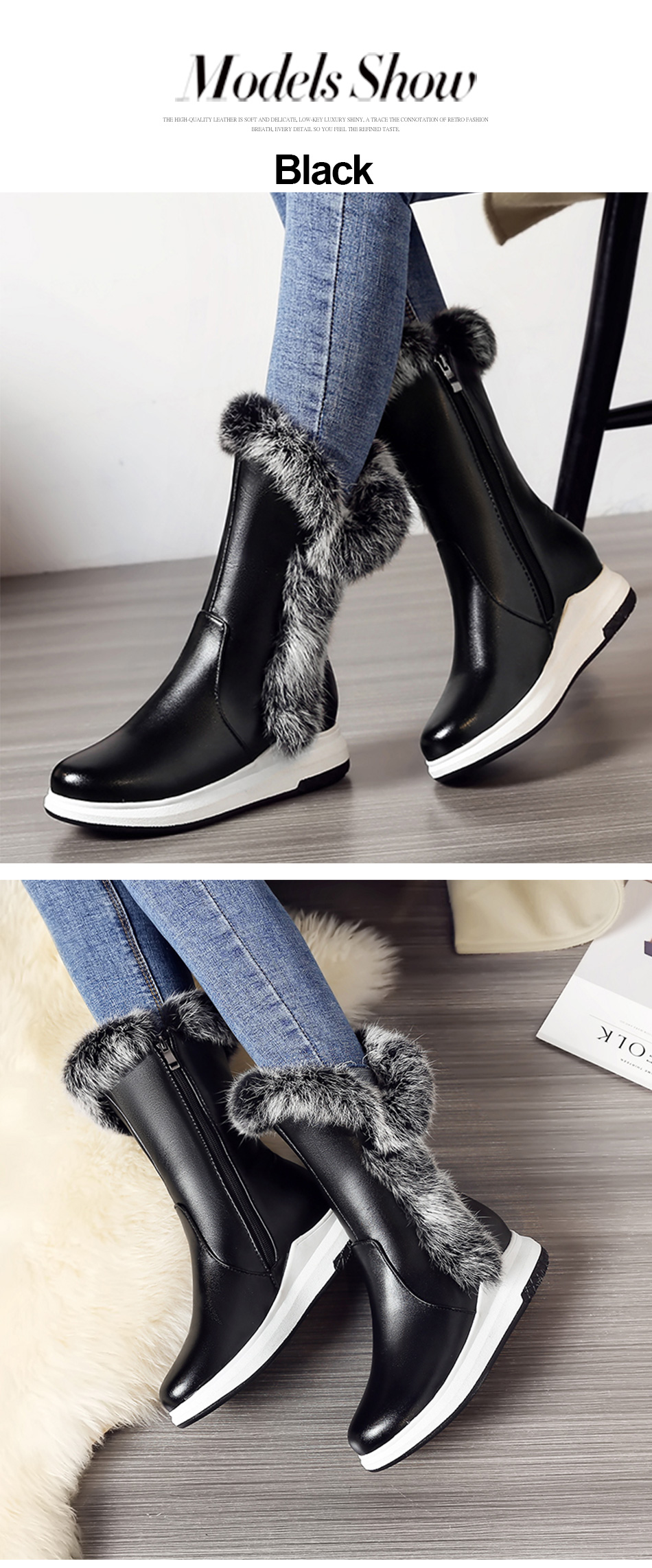 winter boots women