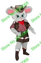 EVA Material Helmet Handsome mouse Mascot Costumes Cartoon Apparel advertisement costumes Halloween Birthday party cosplay 181(China)