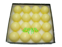 Free shipping 2pcs/lot Single Billiards Pool Milk White Balls 52.5mm 57.2mm White Balls Billiards accessories Black 8