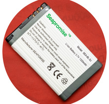 Freeshipping Retail mobile phone battery BL-5J BL 5J BL5J for Nokia 5230, 5800n, 5800 Xpress Music,5900 XpressMusic,C3,N900, X6(China)
