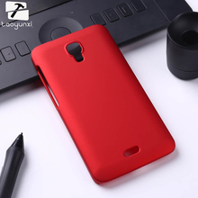 Oil-coated Rubber Matte Hard Phone Case For Explay Vega 4.7 inch Cover Shell Anti-knock Mobile Phone Accessories Bags Hood