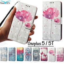 Buy 3D Bling Flowers Flip Leather Case OnePlus5 Oneplus 5T Stand Wallet Cover Oneplus 5 / 5T Card Holder Phone Cases for $5.48 in AliExpress store