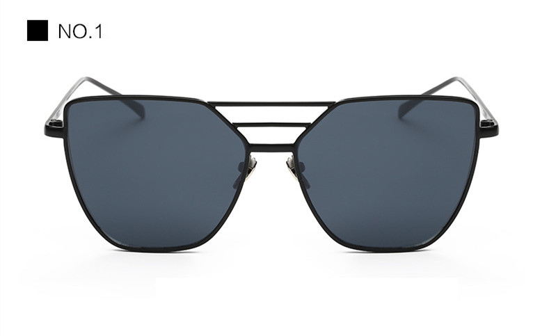 High Quality Cat Eye Sunglasses Women Brand Designer Driving Summer Sun Glasses Women Female Lady Sunglass Mirror Vintage Retro (8)