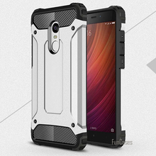 Armor Case for Xiaomi Redmi note 4 Cover Cases 5.5 inch Fashion Protective Phone Bags Style Hybrid Coque Sell for Redmi note 4