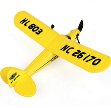 Free shipping HL-803 high quality remote control plane 2CH RC plane 150m Control Distance(China)