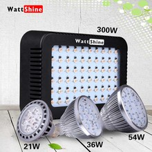 E27 PAR21W 36W 54W 300W LEDs for plants Ship from usa Phytolamp Epistar Garden plant Indoor plants Flowers grow CE FCC ROHS