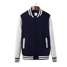 2016 new men's cashmere cardigan Mens baseball uniform size tide male couple sweater coat