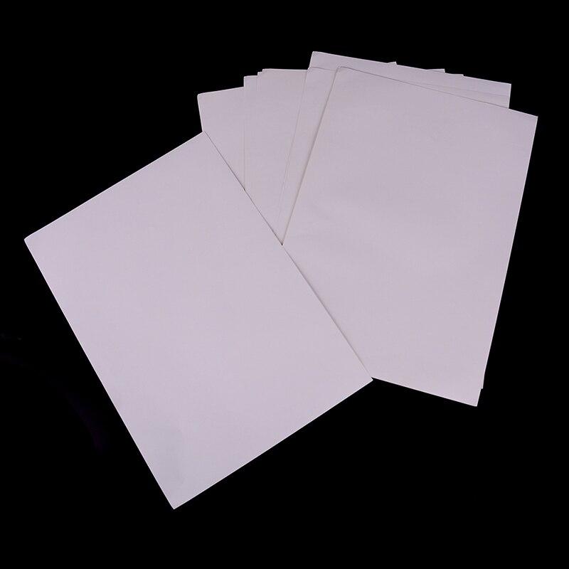 Papel de arroz imprimible 10 folios A3-60g