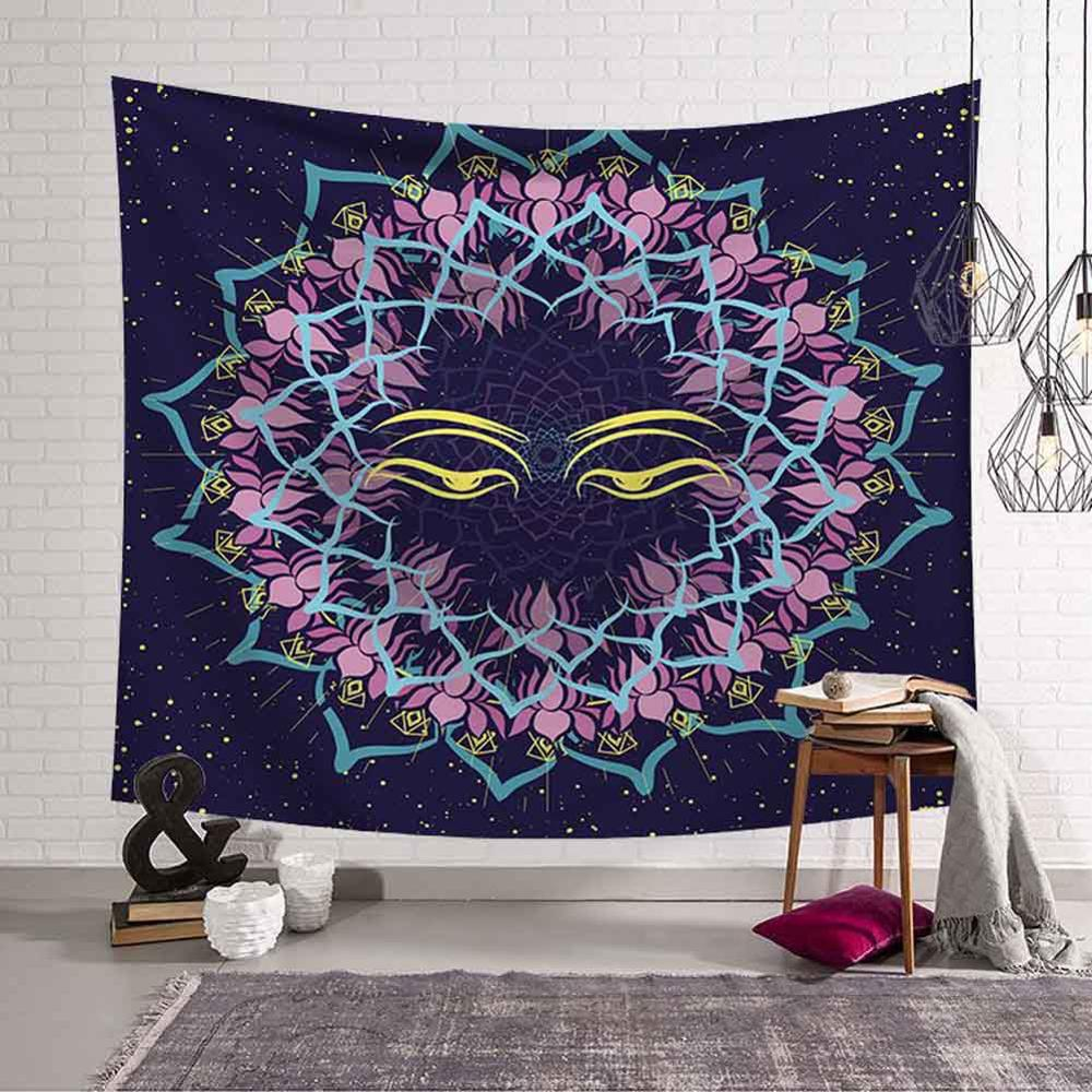 GT8076-6 Sun and Moon Tapestry