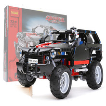 Decool 3341 Transport Cruiser SUV 589Pcs Racing Car Model Building Kits  Blocks Bricks Toys Gift Compatible With Gift