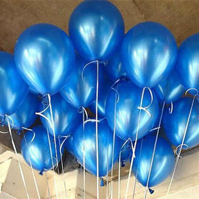 cheap 100pcs 10'' 1.2g Round Shape Latex Pearl Balloons Party Decorate Valentine's Day Happy Birthday Wedding Decoration Balloon 6