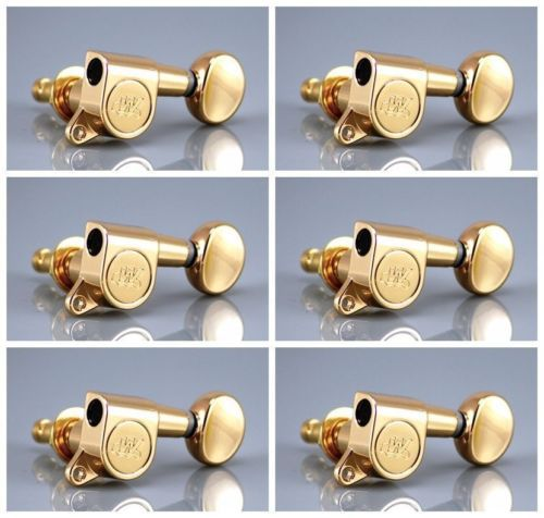 New Free shipping 6R Tuners Machine heads Mini Oval Tuner<br>