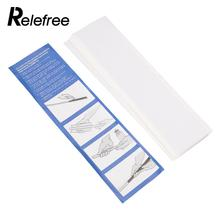 Relefree 13Pcs Double Sided Club Tape Strips Strong Adhesiveness For Golf Grip Set(China)