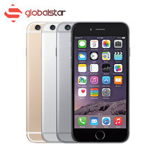 Unlocked Original Apple iphone 6 Plus Dual Core  IOS Smartphone 5.5 inch 16GB / 64GB Mobile Phone 8.0MP WIFI GPS 4G Cell Phone