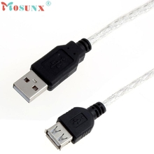 15FT 5M USB 2.0 Active Repeater Cable Extension For Computer Plug U0302(China)