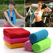 High Qualtiy 1pc Portable Quick-drying Towel Popular Microfibre Towel Outdoor Sports Camping Travel Towel V2738