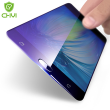 CHYI Tempered Glass For Samsung Galaxy A5 2016 A7 A9 Full Screen Protector 9H Toughened Glass Oleophobic Coating Free TPU Case(China)