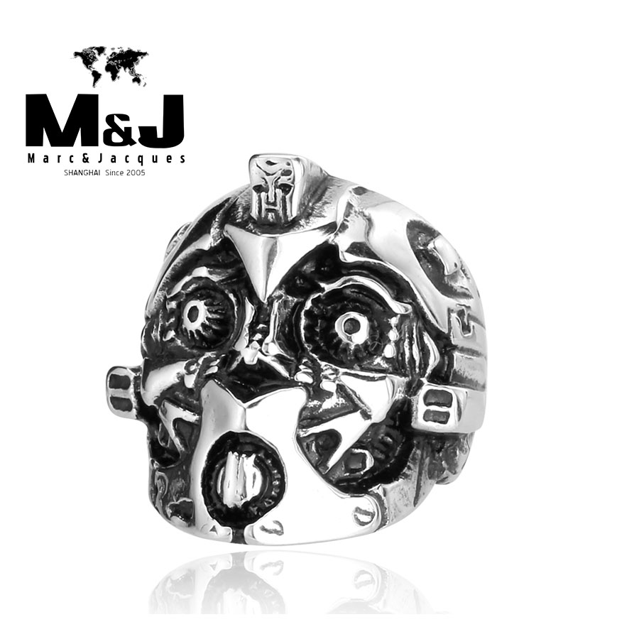 Loyalty band promotion shop for promotional loyalty band on symbol of loyalty carman hero bumblebee sale 316l stainless steel ring fashion jewelry wholesale fast shipping str5 011 biocorpaavc Gallery