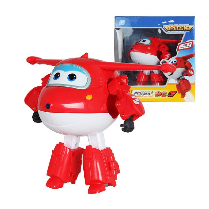 New 15CM Big Size Deformation Super Wings Robot Airplane ABS Model Toys Action Figures Superwings Transformation Kids Toys Gift<br><br>Aliexpress