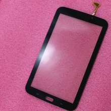 For Samsung Galaxy Tab 3 7.0 P3210 T210 SM-T210R WIFI black and white digitizer touch screen panel Glass Free shipping