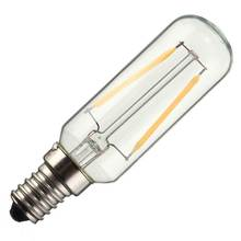 New E14 T25 3W 300Lumen Vintage Edison LED Cooker Hood Filament Light Lamp Extractor Fan Bulb Warm White/White Small Screw 220V