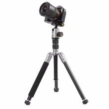 Top Quality Aluminum Portable Pro Tripod for Camera Stand Journey Youtube vlogging Camera DSLR Tripod
