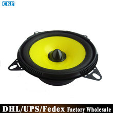 DHL/Fedex/UPS 100PCS=50Pair LBPS401S-H 4 Inch Car Speaker Automobile HIFI Full Range Speakers Car Horn(China)