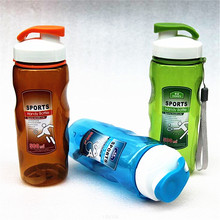 Buy Free New Hot Sale Plastic Bottle Water Sports Bottle Bike bottle Outdoor Camping Cycling Bicycle Water Bottle 500ML for $9.49 in AliExpress store