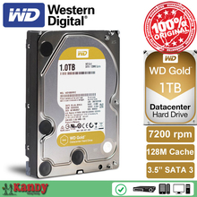 Western Digital WD Gold 1TB 1T hdd sata 3.5 duro interno internal hard disk harddisk hard drive disque dur desktop hdd server(China)