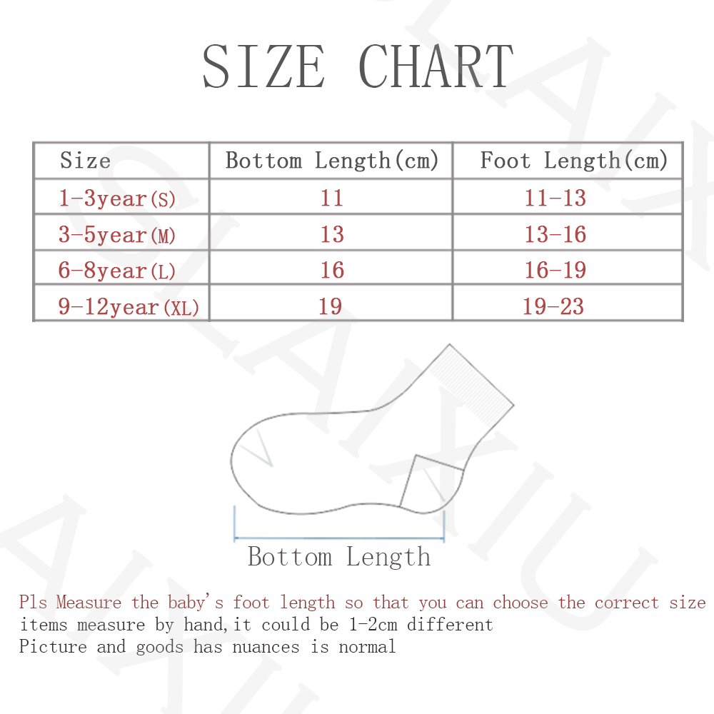 5 Pair/lot Kawaii Pattern Cotton Kids Socks Baby Breathable Boys Girls Socks For Children Sock 5 Kinds Style Suitable For 1-12Y 2
