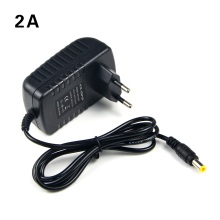 LED Driver power supply 12V 2A 24W EU Plug Converter Adapter for RGB LED Strip light transformers switch AC 90-240V