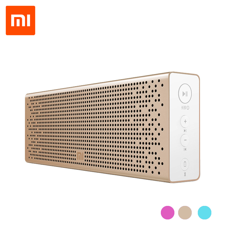 Original Xiaomi MI Bluetooth Speaker Mini Portable Wireless Speaker Stereo Handsfree With Mic TF Card AUX-in for Smartphone Music speaker (6)