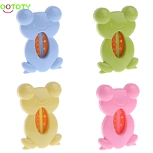 Cute Cartoon Frog Bathtub Bath Safe Water Thermometer Tester For Baby Children