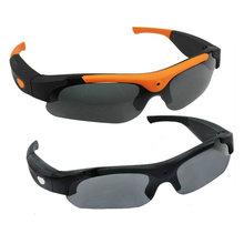 Video Headset Sunglasses + Memory card + DV DVR Video Camera high resolution 800w/8MP/1080P Mini Camcorders Recorder