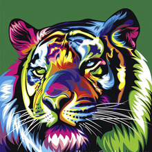5D DIY study Diamond Painting diamond embroidery cross stitch for christmas decoration Siberia Tiger Picture diamond mosaic