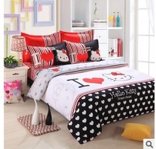 UNIHOME NEWLY Bedding set bedclothes bedding bed linen duvet cover quilt cover bed set(China)