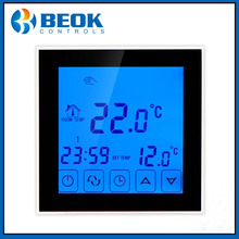 TDS23-EP Touch Screen Temperature Controller Electric Heating System Room Heating Thermostat Floor Heating Thermoregulator 16A