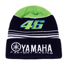 MOTO GP VR46 Winter Hat Factory Racing Beanie Rossi Warm Thicker Skullies Beanies Elasticity Outdoor Sport Men Women Knit Cap(China)