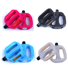 Multicolor High Quality Kids Bicycle Pedal Accessories Plastic Metric US System Folding Bike Road Cycling Children Bicycle Pedal