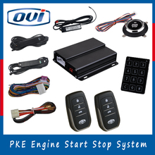 Auto electronics car remote starter central locking system start / stop keyless remote keyless starter for toyota