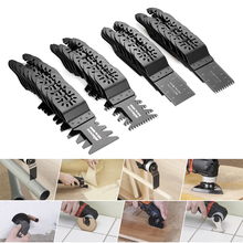 KKmoon 48pcs Oscillating Saw Blade MultiTool Jig Saw Blades for renovator Dremel Fein Multimaster Makita power tool Accessory