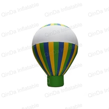 Commercial Inflatable Balloons With Logo Hulium Balloons Floating Balloon Inflatable Hot Air Balloon For Advertising Promotion(China)