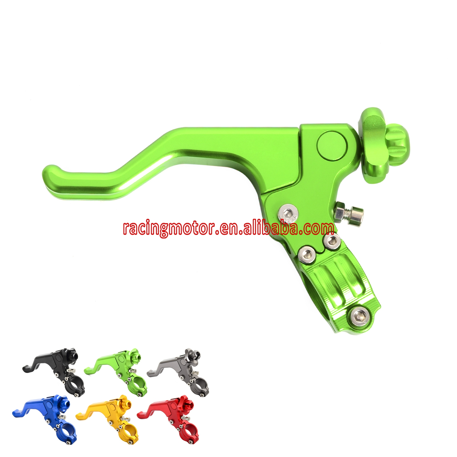 22MM 7/8 CNC Short Stunt Clutch Lever Assembly For Yamaha YZ85 YZ125 YZ250 YZ250F YZ450F WR250F WR450F TTR250 WR250 R/X<br>
