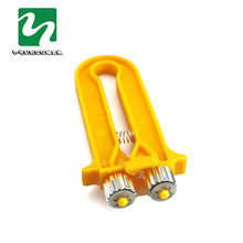 1Pc 2 in 1 Beekeeping Bee Wire Cable Tensioner Crimper Frame Hive Bee Tool Nest Box Tight Yarn Wire Beehive Beekeeping Equipment(China)
