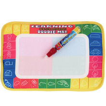 Drawing Water Pen Painting Drawing Writing Magic Doodle Aquadoodle Mat Board Kid Boy Girl Toy Gift