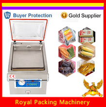 best sales food vacuum sealer, vacuum packing machine vacuum chamber, aluminum bags food rice tea vacuum sealing machine CE