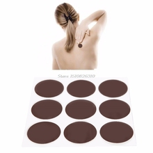 45Pcs/5Pack Magnetic Plaster Patch Pain Relief Acupuncture Massage Muscle Relax Magnet Stickers Medicine Tape Body Health Care(China)