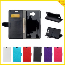 Original Wallet Flip PU Leather Moblie Phone Cover Case For Blackberry Priv Case Flip Back Cover With Card Slots Stand