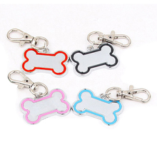 Dog Tags Personalized Pet Tags Customized Pet ID Tags for dog and cat Laser Engraving Dog ID Tags zinc alloy(China)